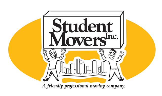 Houston Student Movers Logo