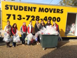 Student Movers Charity