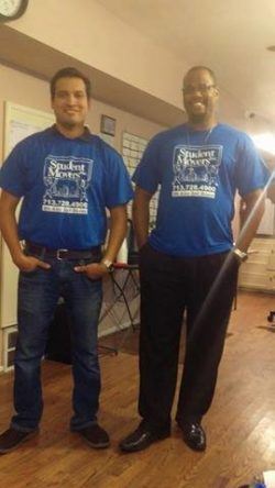 Student Movers office is staff available to help you move your business or move your home anywhere in Texas or across the United States